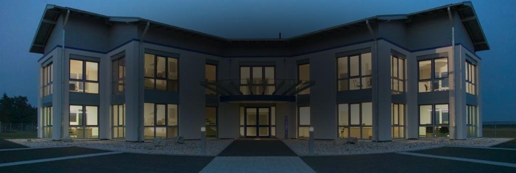 Bürogebäude Goch Fink & Partner GmbH