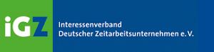 Fördermitgliedschaft beim iGZ Verband für Zeitarbeit