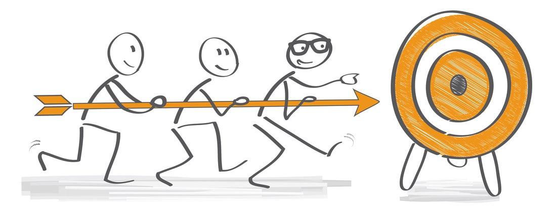 INDIVIDUALSOFTWARE - Gemeinsam ein Ziel erreichen