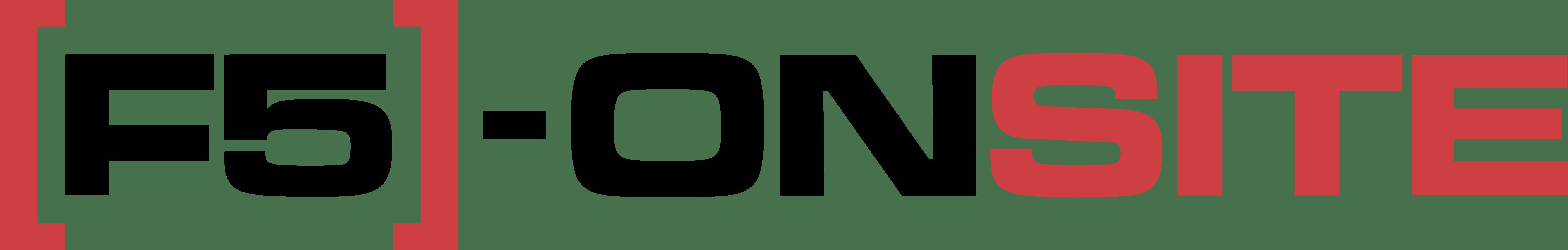 F5 Onsite Management Logo Zeitarbeit Software Zeitarbeitssoftware