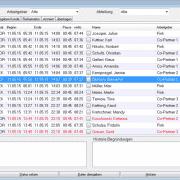 F5 Onsite - Management Zeiterfassung Mitarbeiter Zeitarbeit Software Zeitarbeitssoftware